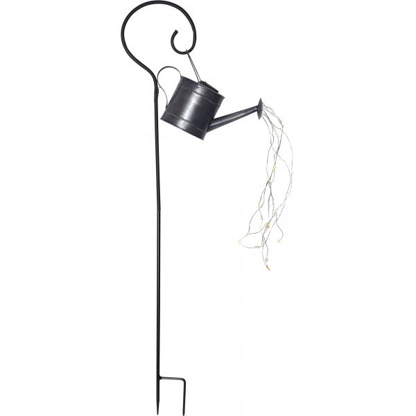 Садовый светильник DEW DROP WATER CAN  Solar energy в виде леечки, 67 см