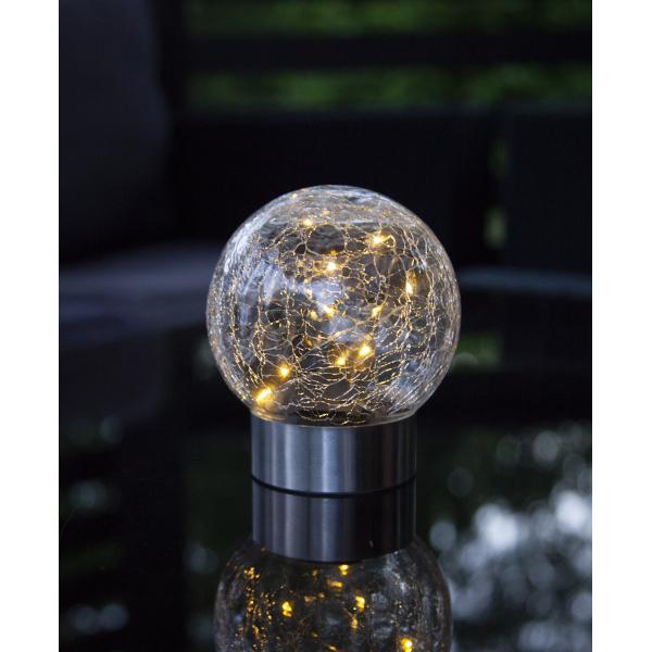 """Садовый светильник GLORY Solar energy """"три в одном"""", 35 см"""