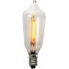 Лампочка универсальная LED  патрон E10 23-55V (Вольт), 0,4 W(Ватта), 2 шт