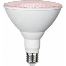 Лампа для подсветки растений 230 V (Вольт), 16 W (Ватт), патрон Е27, розовый свет
