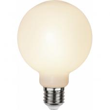 Лампа OUTDOR LIGHTING  Е27 LED, 136 мм, поликарбонатный плафон, белый, теплый белый