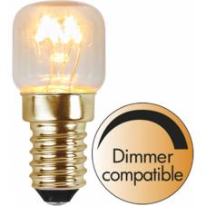 Лампа SPECIAL BULBS для духового шкафа,  Е14, высота 49 мм, диаметр 22 мм, прозрачный,теплый белый