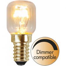 Лампа SPECIAL BULBS для духового шкафа,  Е14, высота 56 мм, диаметр 25 мм, прозрачный,теплый белый