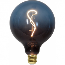 Лампа COLOURMIX Е27 LED, 125 мм, синий, теплый белый