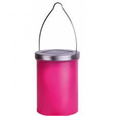 Садовый светильник на солнечных батареях FESTICAN Solar energy, розовый
