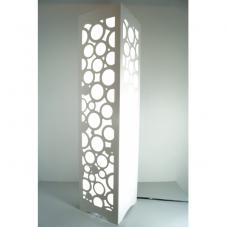 Светильник интерьерный ПЕНА, 60 см, белый