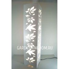 Светильник интерьерный ЛИСТОПАД, 60 см, теплый белый