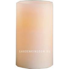 Свеча, 12 см, белый воск