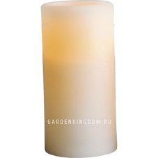 Свеча, 15 см, белый воск