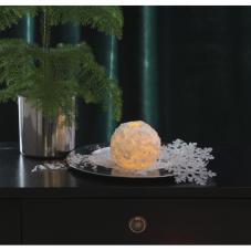 Свеча SNOWTA, 10.5 см,  белый
