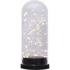 Светильник декоративный KUPOL светодиодный LED на батарейках, 25 см