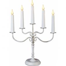 Светильник ROMANTIKA, 51 см, белый