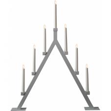 Светильник декоративный OLIVER, 75 см, серый
