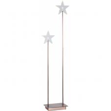 Светильник декоративный KARLA светодиодный LED, 72 см, медный