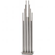 Светильник декоративный KARLA светодиодный LED, 68 см, стальной