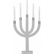 Светильник ELIAS, 67 см, серый, серебрянный