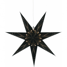 Звезда-подвес KATABO, 100 см, черный