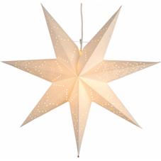 Звезда-подвес SENSY, 54 см, бежевый