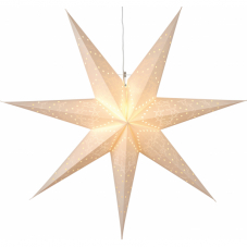 Звезда-подвес SENSY, 70 см, бежевый