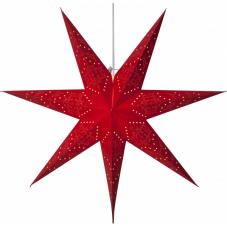 Звезда-подвес SENSY, 70 см, красный