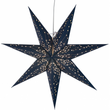 Звезда-подвес GALAXY, 60 см, синий