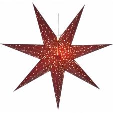 Звезда-подвес GALAXY, 100 см, красный