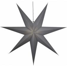 Звезда-подвес OZEN, 140 см, серый