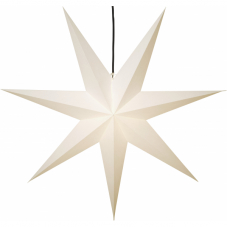 Звезда-подвес OZEN, 140 см, белый