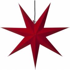 Звезда-подвес OZEN, 100 см, красный
