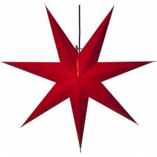 Звезда-подвес OZEN, 140 см, красный