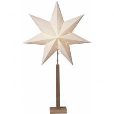 Звезда на подставке KARO, 100 см,  бежевый