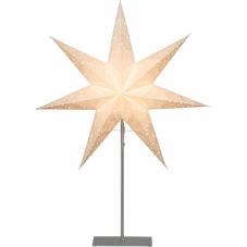 Звезда на подставке SENSY, 78 см, бежевый