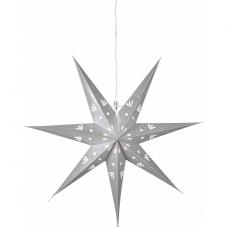 Звезда-подвес METASOL, 70 см, серебрянный