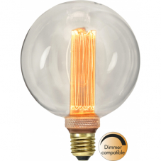 Лампа NEW GENERATION CLASSIC, Е27 LED, прозрачный, теплый белый