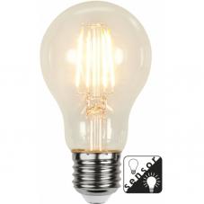 Лампа SENSOR  универсальная сенсорная 4,2 W (Ватта),  патрон Е14 LED, теплый белый