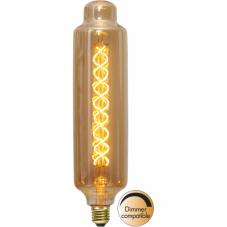 Лампа INDUSTRIAL VINTAGE,  Е27 LED, 310 мм, янтарный, теплый белый