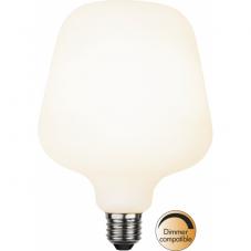 Лампа FUNKIS,  Е27 LED, 176 мм, белый, теплый белый