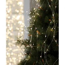 Гирлянда BOUQUET DEW DROP, 125 LED ламп, 5 шт х 90 см, 5 шт х 140 см,  дневной белый