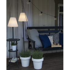 Гирлянда для улицы BOUQUET DEW DROPS, 360 LED ламп, 6 шт х 90 см, 8 шт х 190 см, теплый белый