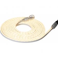 Провод-расширение ROPELIGHT, 6 м, 360 LED ламп, теплый белый,  серия SYSTEM LED