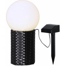 Садовый светильник Фонарь LOUNGE  Solar energy, 29 см
