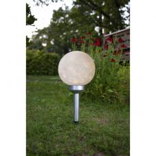 Садовый светильник LUNA Solar energy, с мерцающим светом, 37 см