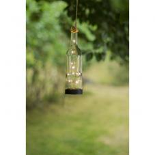 Садовый светильник BOTTLE  Solar energy, 30 см