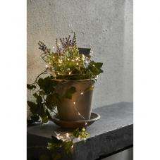 Садовый светильник-гирлянда DEW DROP Solar energy, 5 м