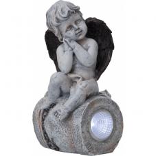 Садовый светильник ANGEL Solar energy, 23 см