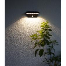Светильник WALLY Solar energy для подсветки здания, ширина 22 см