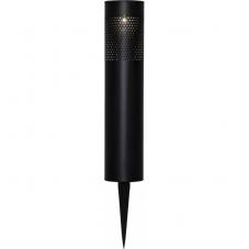 Садовый светильник BLACE Solar energy, диаметр 8,5 см, высота 39 см,  цвет - черный