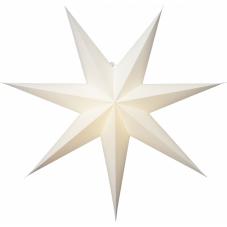 Звезда-подвес PLAIN без провода, 60 см, белый