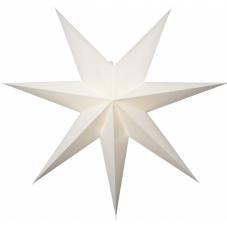 Звезда-подвес PLAIN без провода, 75 см, белый