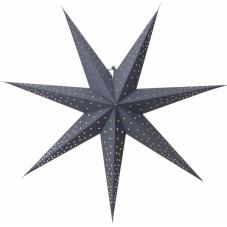 Звезда-подвес POINT без провода, 63 см, синий